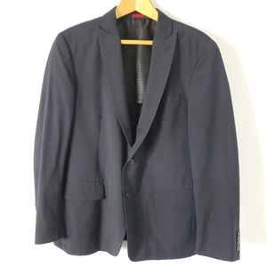 John Varvatos Slim Cut Dwell Navy Blazer